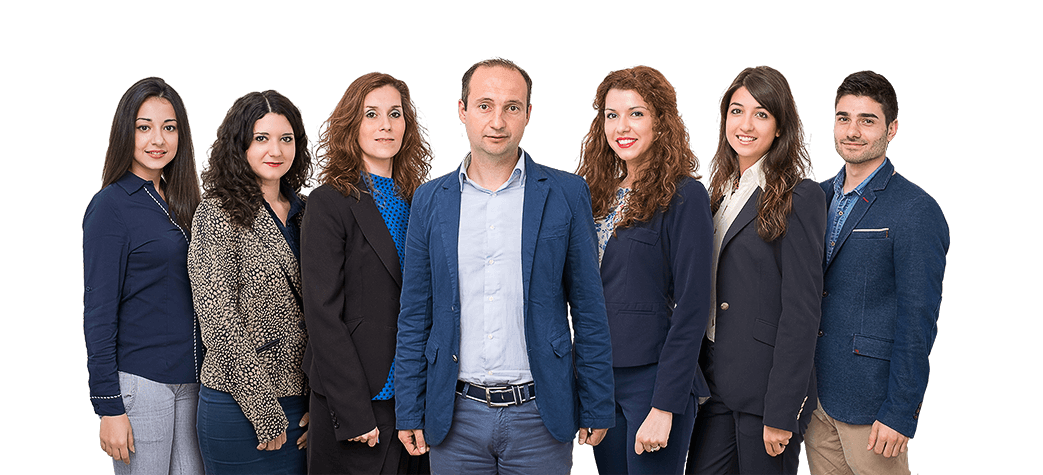 Our team of business consultants
